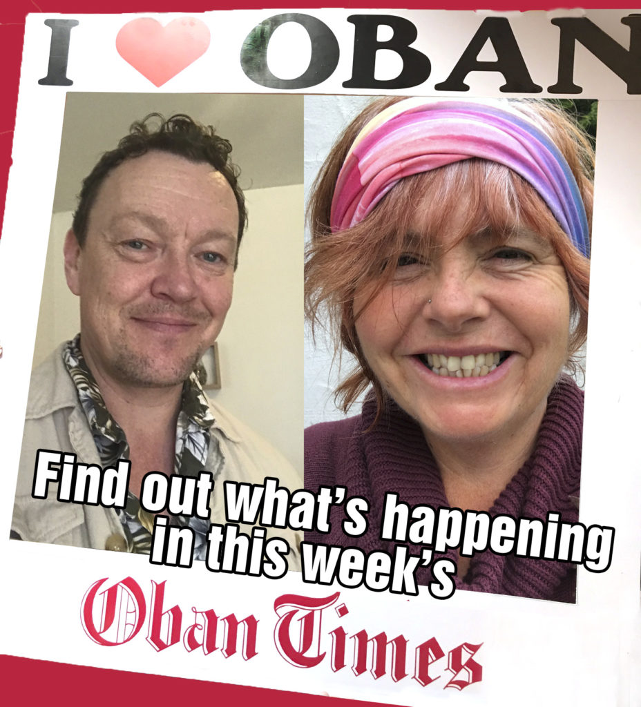 What's in This Week's Oban Times 29nd July 2020