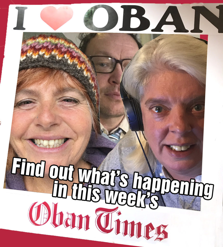 What's in This Week's Oban Times 15th July 2020