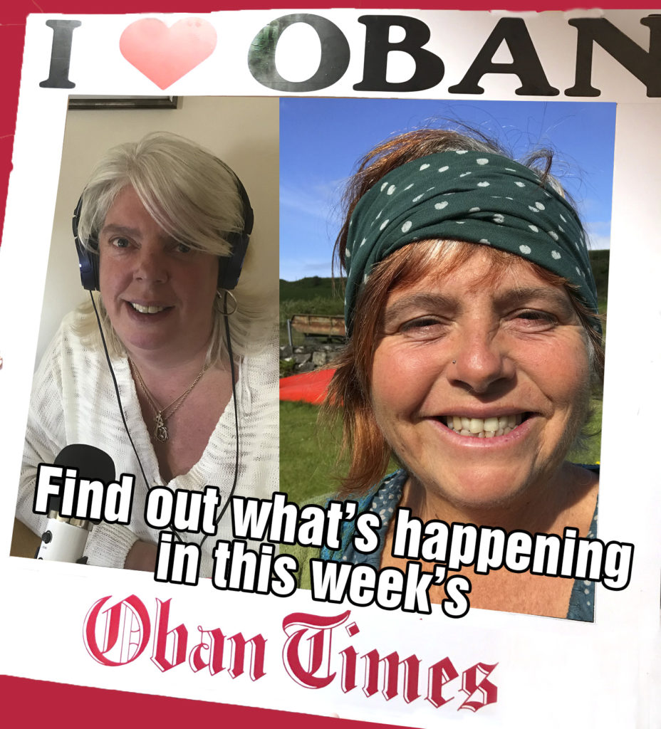 What's in This Week's Oban Times 8th July 2020