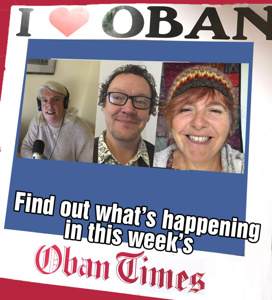 What's in This Week's Oban Times 22nd July 2020