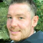 Stephen Slavin, from Ayrshire, was recovered from the water and pronounced dead at the scene. NO F34 - Stephen Slavin