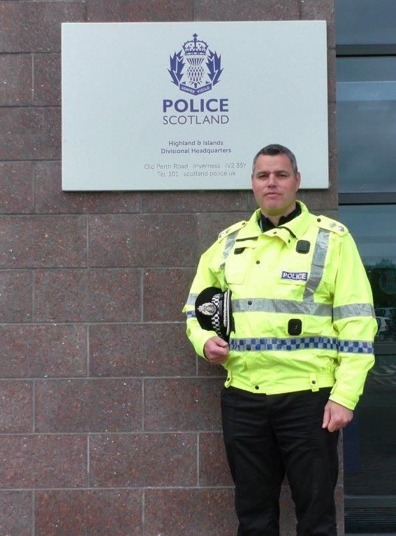 Highlands and Islands police has new top cop