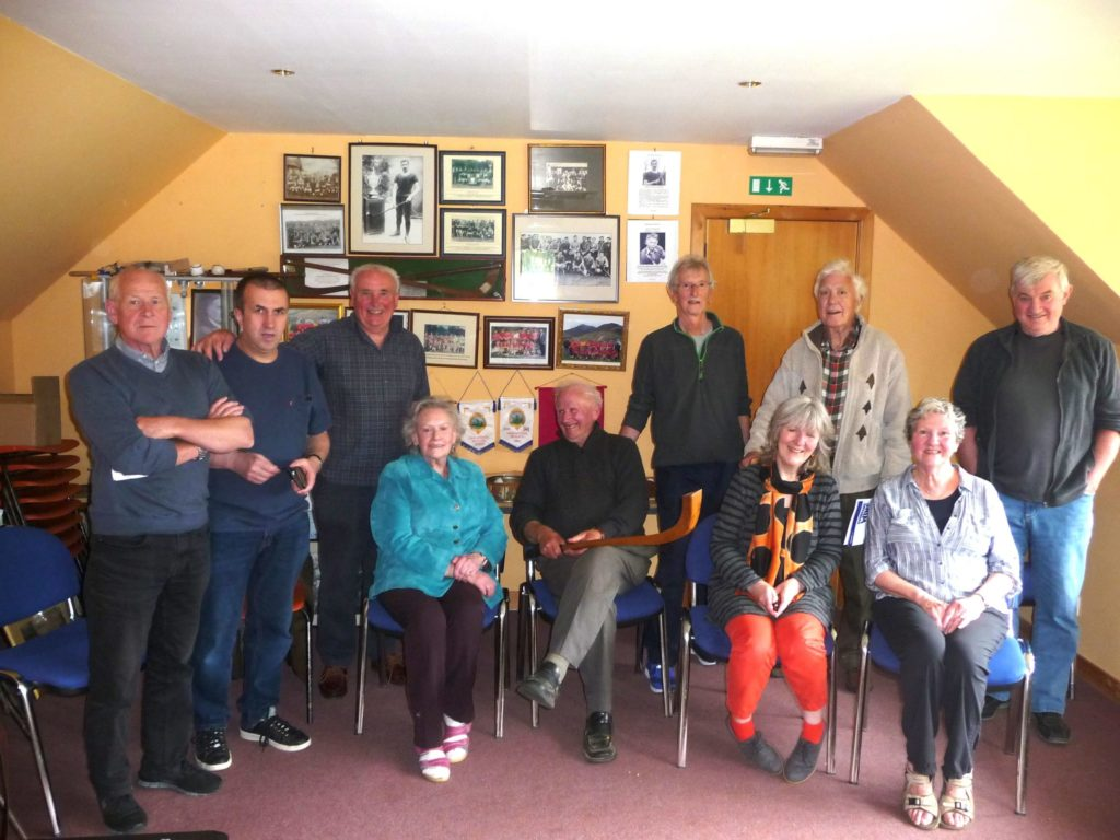 Lochaber shinty groups benefit from new funding