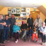 The Ballachulish Sinty memories group are among those to benefit from the funding. NO F33 Ballachulish shinty MG