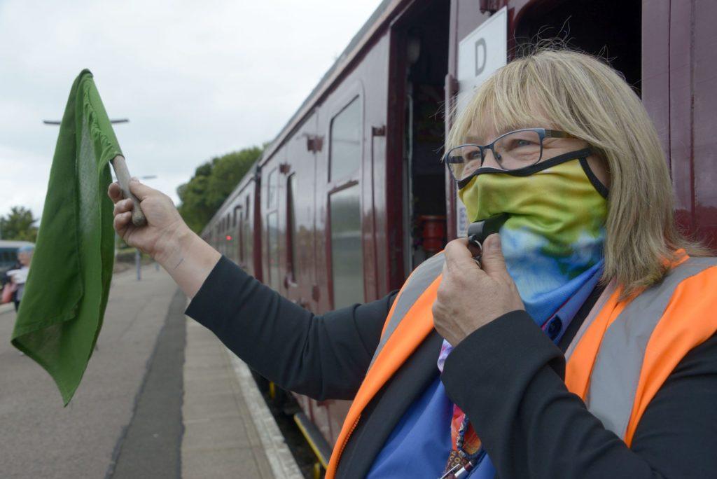 Jacobite train firm refutes virus allegations