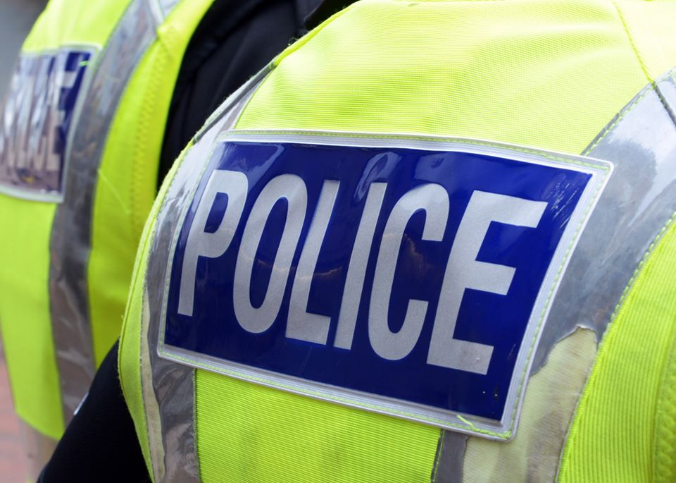 Two-vehicle crash closes road near Strontian