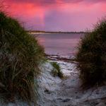 Culla Bay on Benbecula by Gary Ford. NO F36 Culla Bay