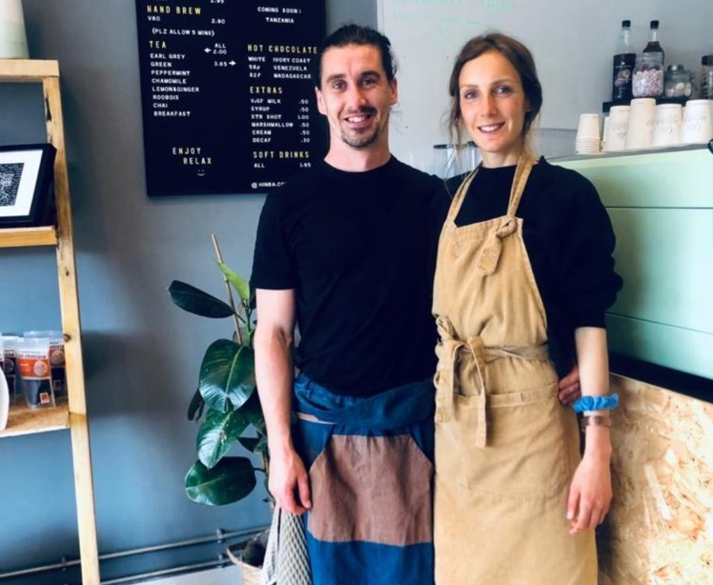 Seil couple have 'latte' love for new coffee business