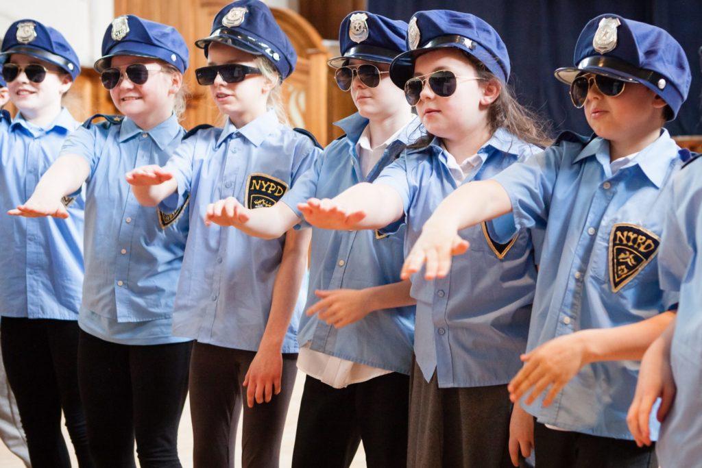 Dunbeg children star in Scottish Opera's Fever!