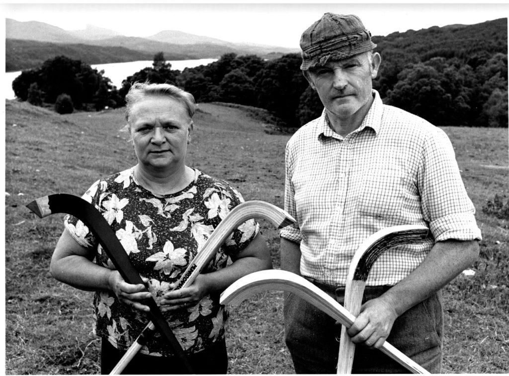 Obituary: John Sloggie, crofter, caman maker and shinty legend