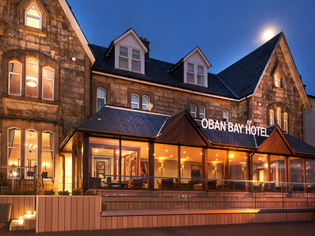 Hotel welcomes heroes to Oban