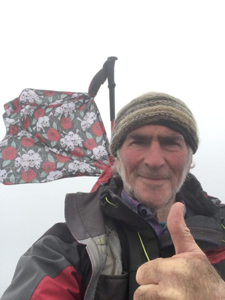 Jim takes to the hills for Everest fundraiser
