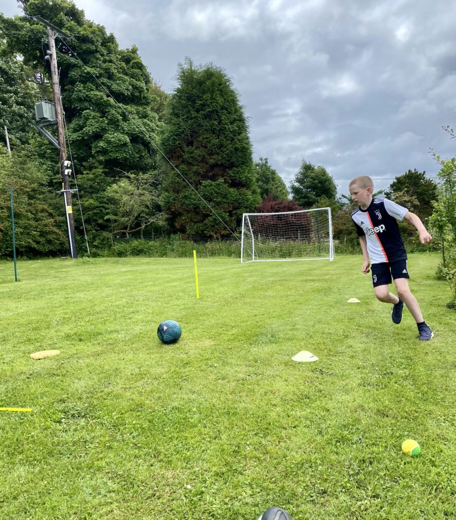 Bayern see off PSG in Lochnell FC Skillorama