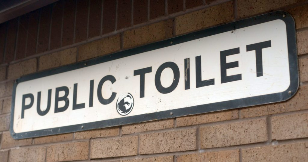 Up to 15 public toilets face council closure