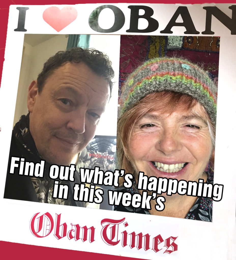 What's in This Week's Oban Times 5th August 2020