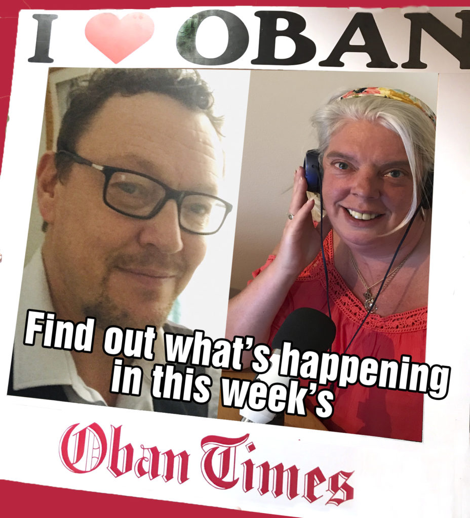What's in This Week's Oban Times 19th August 2020