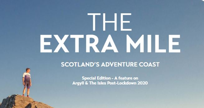 The Extra Mile – Be inspired!