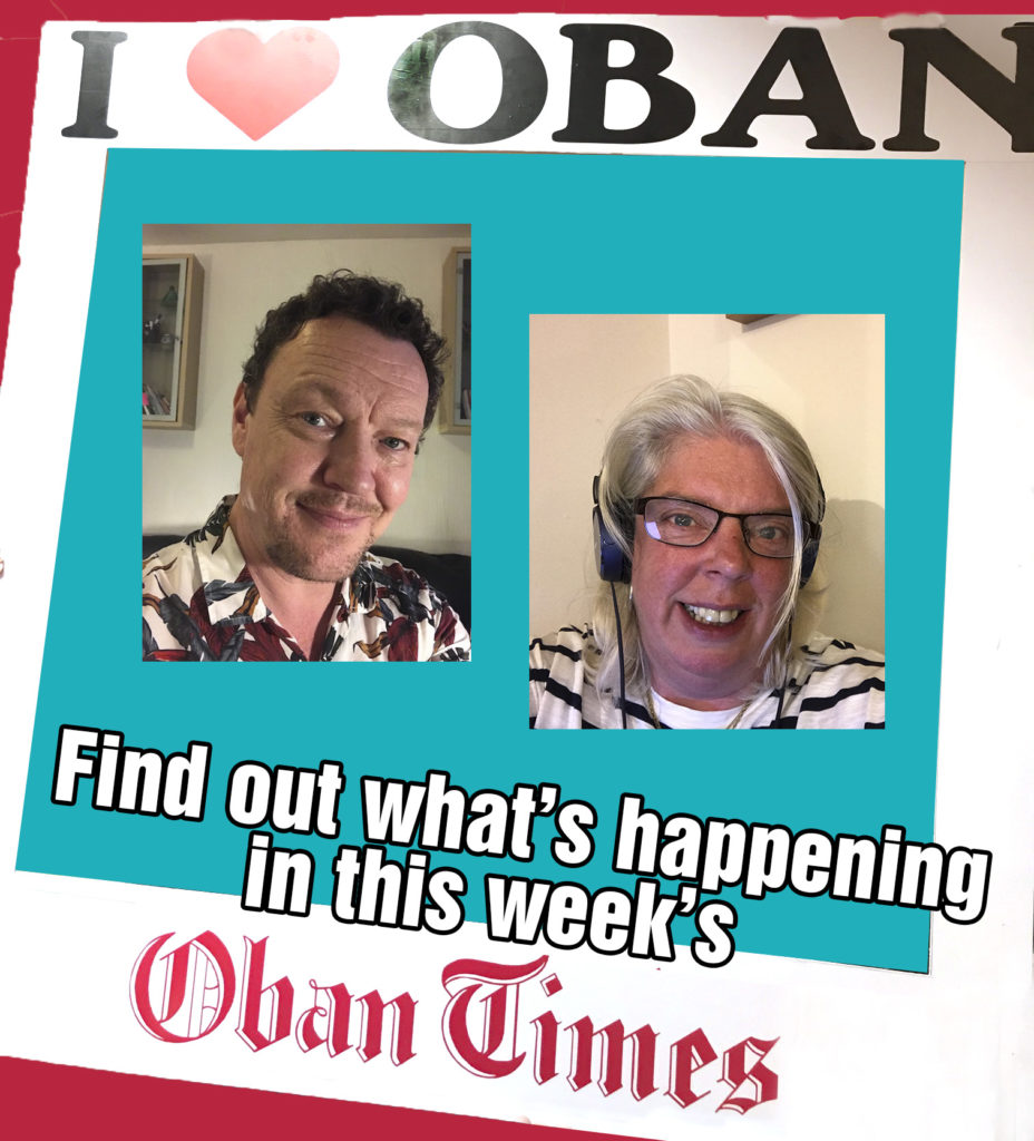 What's in This Week's Oban Times 26th August 2020