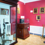 The newly refurbished Jacobite Gallery at the West Highland Museum. NO F37 Jacobite display 01