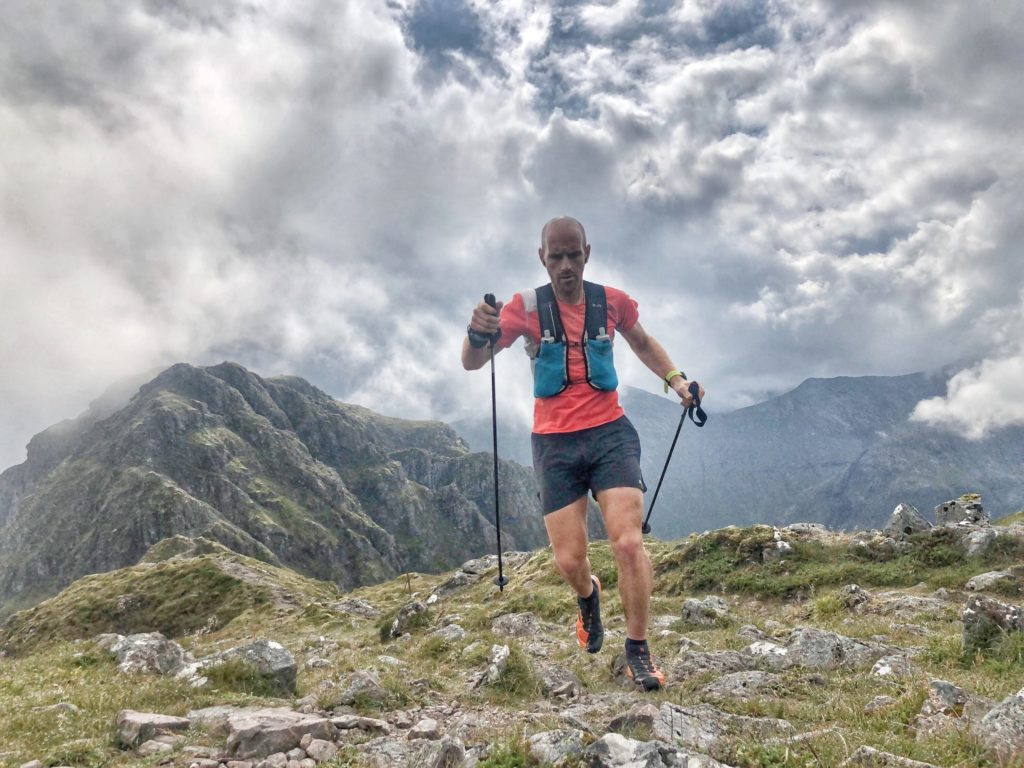 Skye runner Donnie sets new record