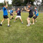 NO F37 rugby training