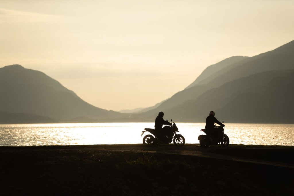 A85 and A828 feature in stunning road safety film
