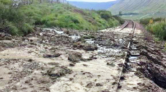Closed until Saturday – The West Highland Line