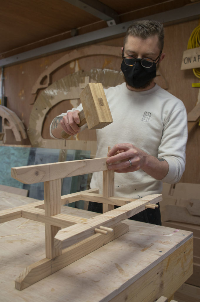 The Workshop hopes to provide a space for men