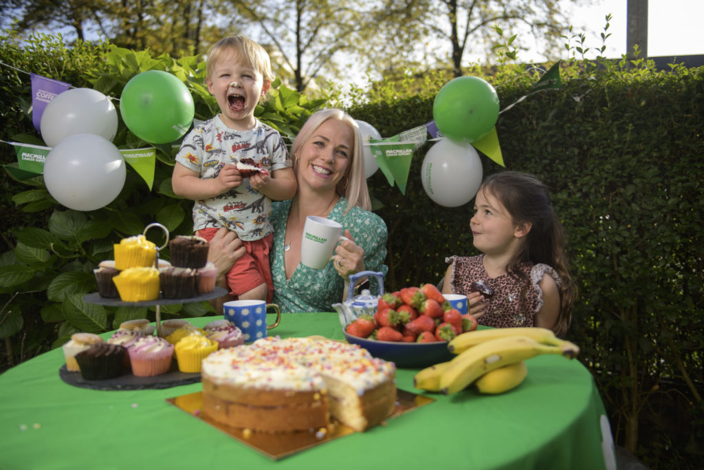Charity gets creative for World's Biggest Coffee Morning