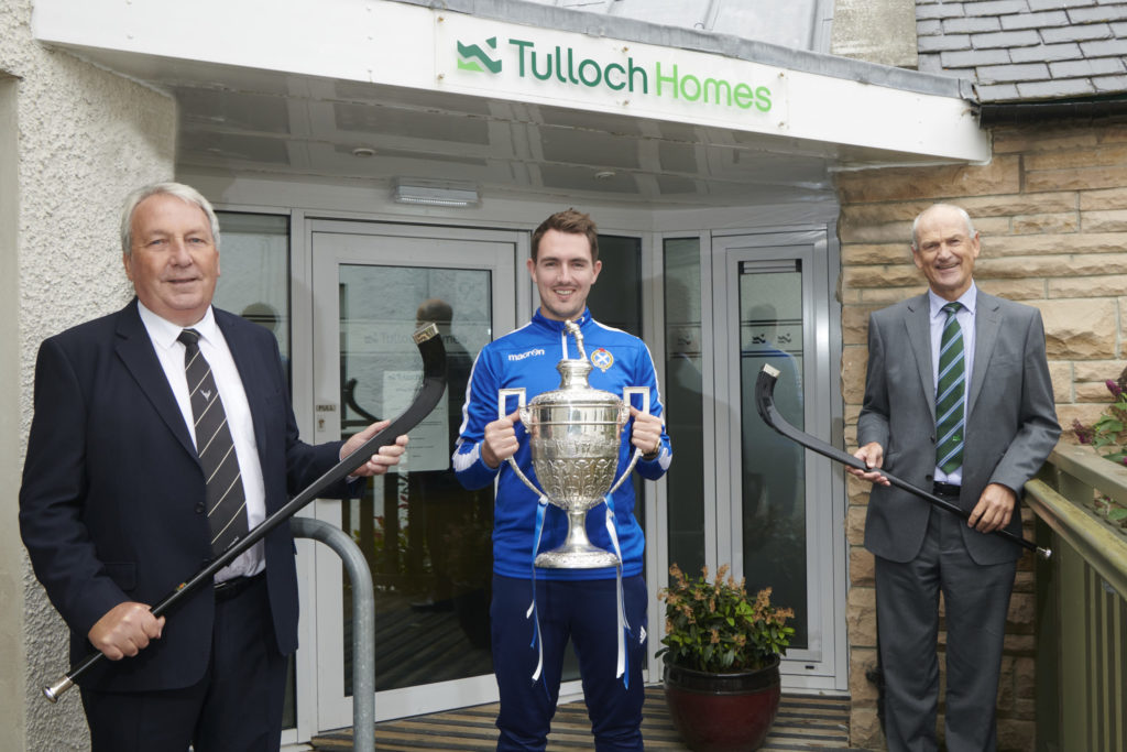 Shinty sponsors give backing to 'phantom' cup final
