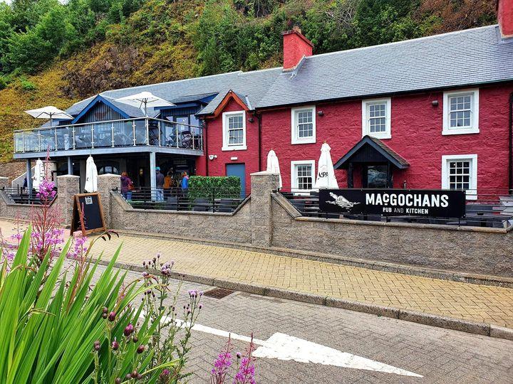 Best pub award could celebrate Macgochans' comeback