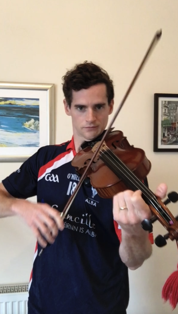 Outstanding entries for musical composition competition produce tight finish in shinty shoot-out