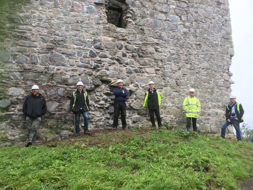 Taking Dunollie Castle to another level