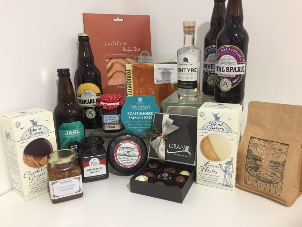 Food from Argyll secures funding boost