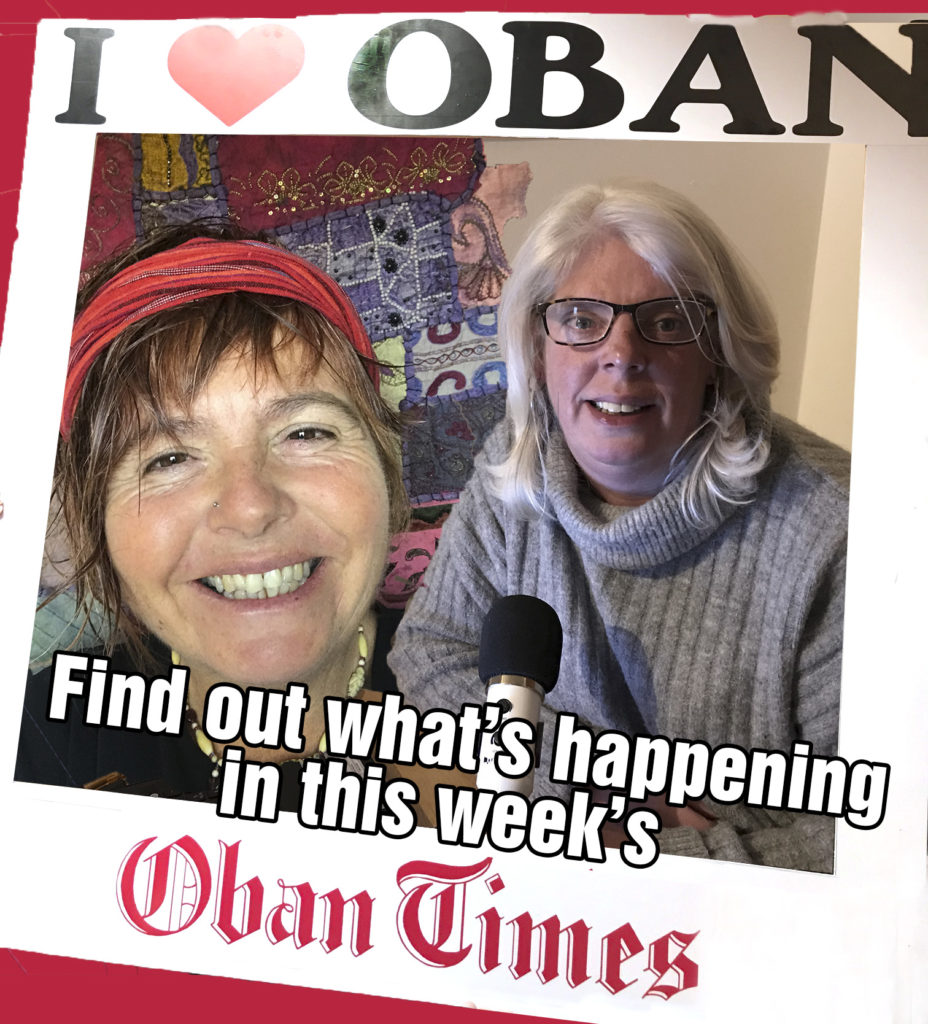 What's in This Week's Oban Times 30th September 2020
