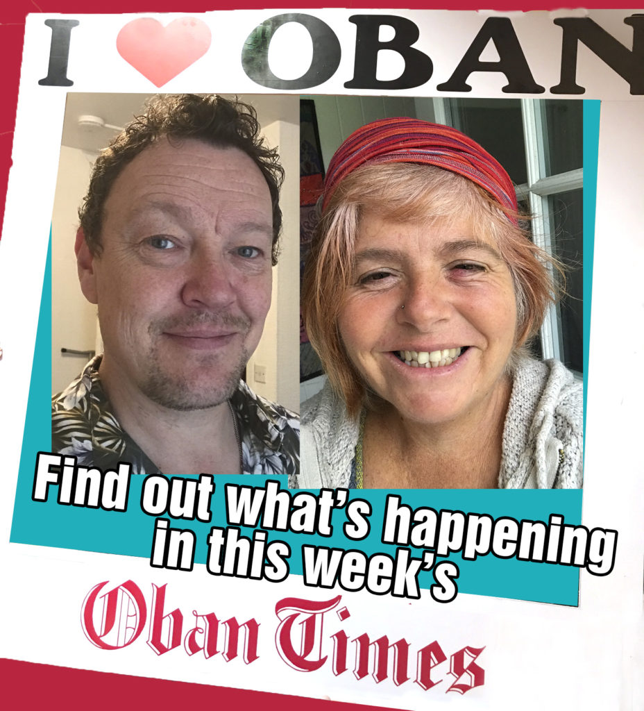 What's in This Week's Oban Times 2nd September 2020