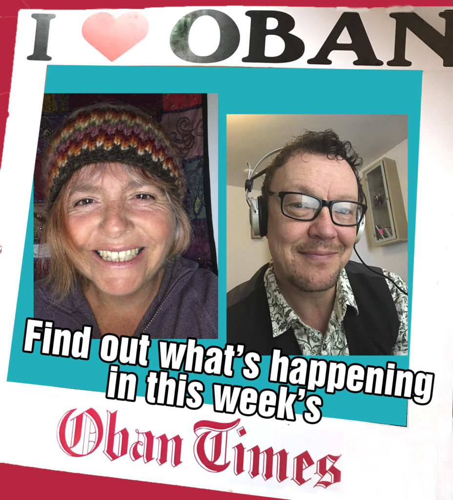 What's in This Week's Oban Times 9th September 2020