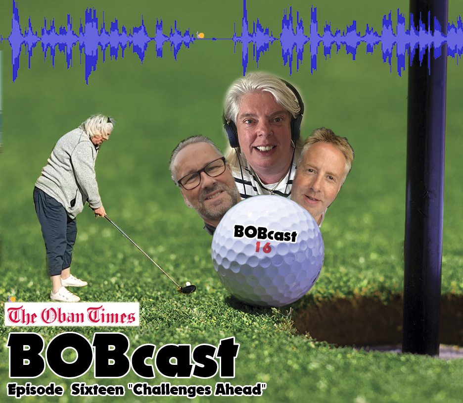 """BOBcast – Episode 16 – """"Challenging Times"""""""