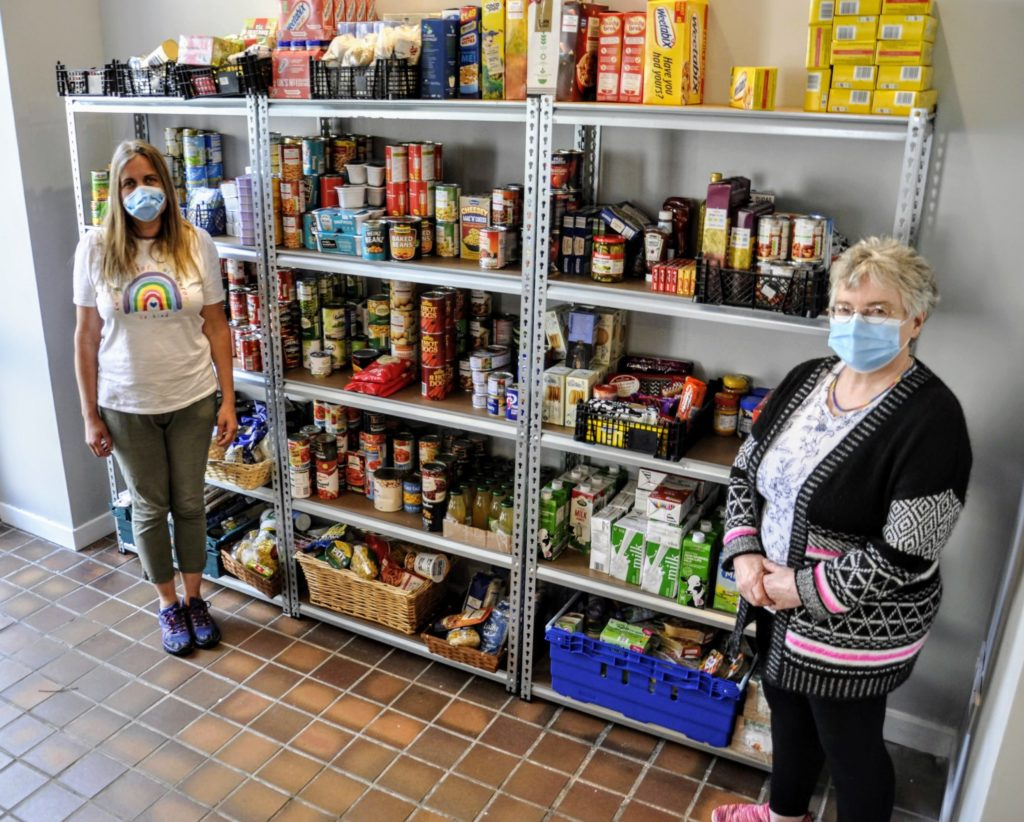 There's plenty to go round say food charity