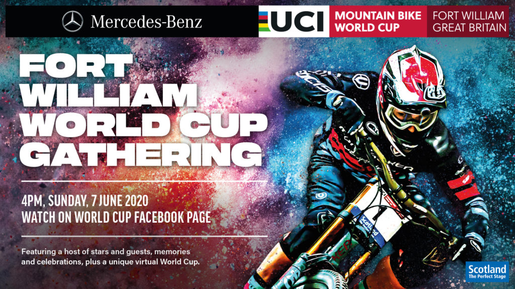 UCI mountain bike world cup to return to Fort William next year