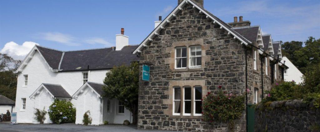 Sixteen staff made redundant as island hotel shuts