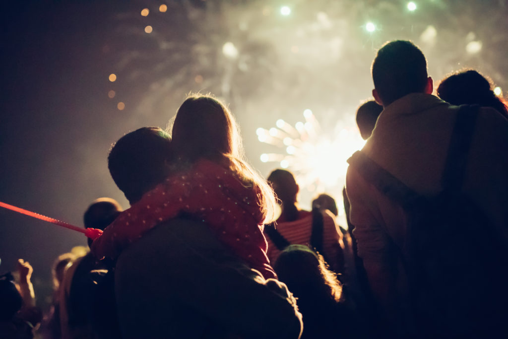 The Covid pandemic has seen large public events to mark Bonfire Night such as this one pictured, cancelled. NO-T44-scot-govt-col_Fireworks.jpg