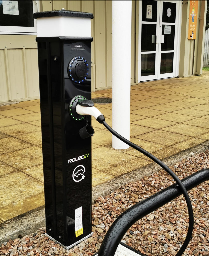 New charging points to be installed across Argyll and Highlands
