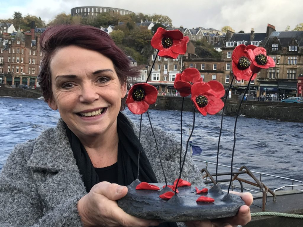 Oban will remember war heroes despite Covid