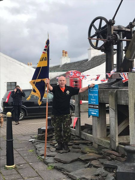 Willy's Wander for veterans smashes target