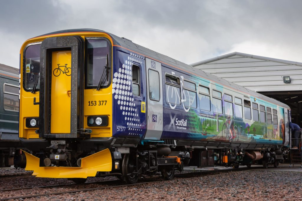 First look inside active travel carriages