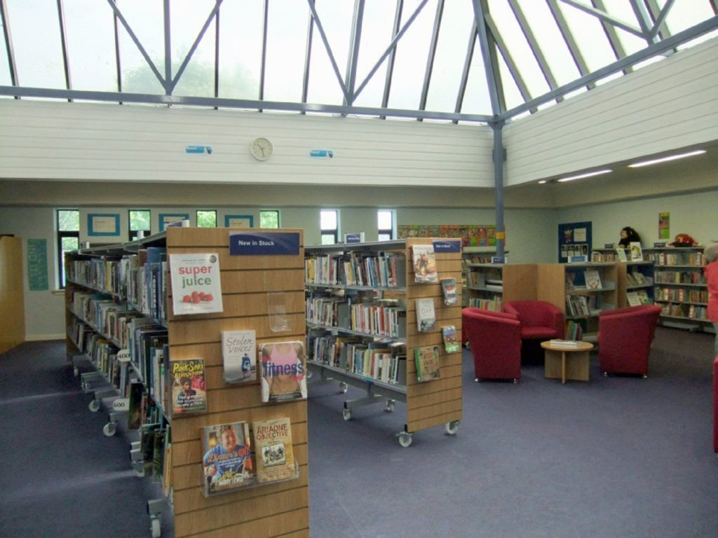 Highland library operator welcomes reports