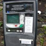 T29 Parking meter