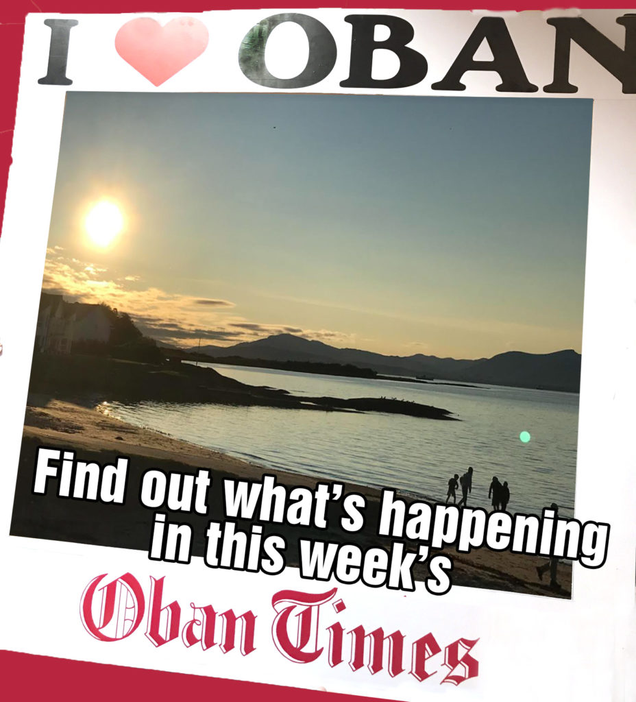 What's in This Week's Oban Times 21st October 2020