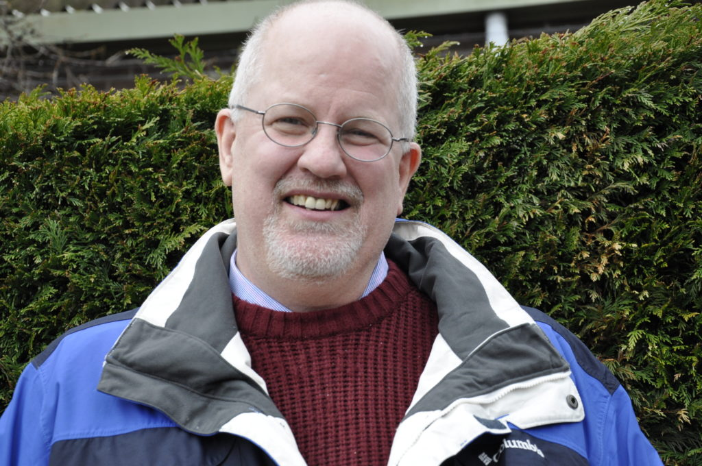 The Rev Tom Telfer from America is the new minister at Muckairn church and the Parish of Kilchrennan and Dalavich. 16_T13_TomTelfer_new rev